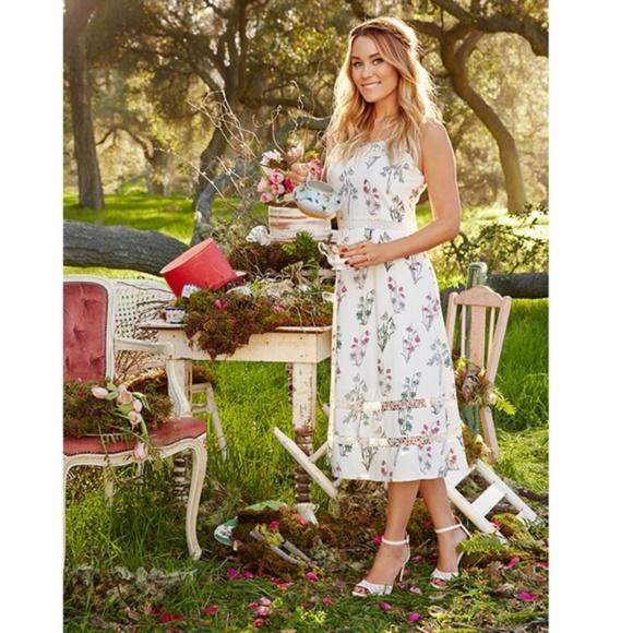 LC Lauren Conrad Dresses & Skirts - LC Lauren Conrad Disney Alice In Wonderland dress